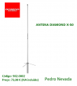 ANTENA DIAMOND X-50 - Pedro Nevada