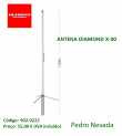 ANTENA DIAMOND X-30 - Pedro Nevada