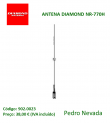 ANTENA DIAMOND NR-770H - Pedro Nevada
