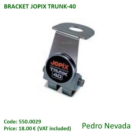 BRACKET JOPIX TRUNK-40 - Pedro Nevada