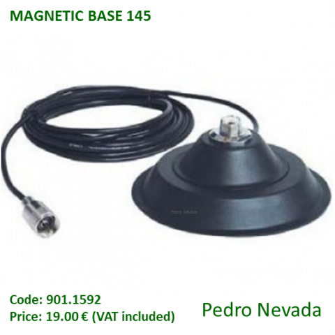 MAGNETIC BASE 145 - Pedro Nevada