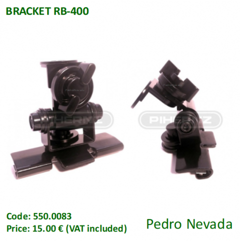BRACKET RB-400 - Pedro Nevada