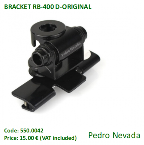 BRACKET RB-400 D-ORIGINAL - Pedro Nevada